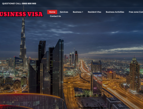 UAE Business Visa(On Going Project)