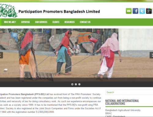 Participation Promoters Bangladesh (PPS-BD) Ltd